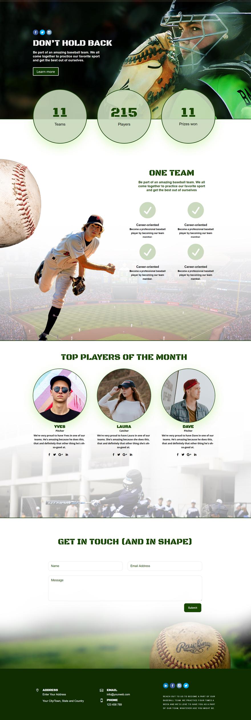 baseball-divi-layout-telechargement