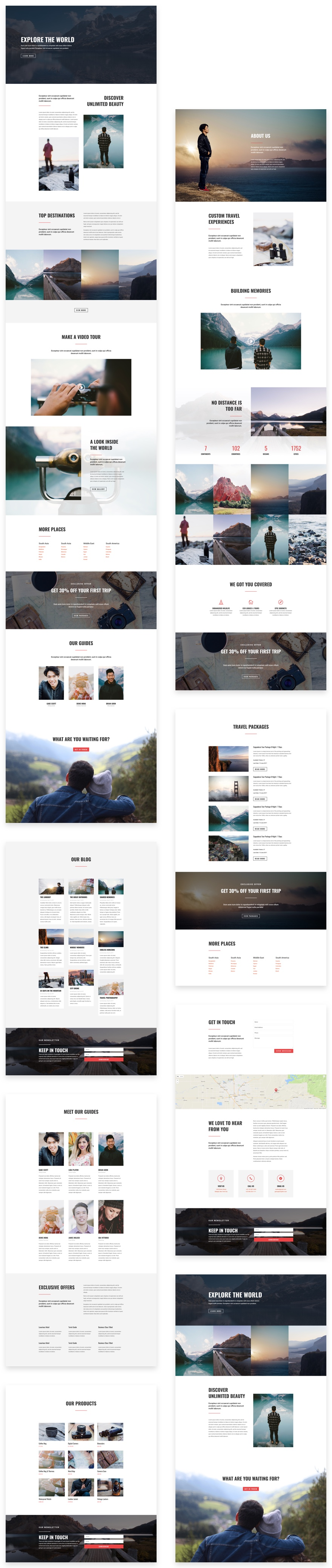 divi-layout-voyage-pack-telecharger