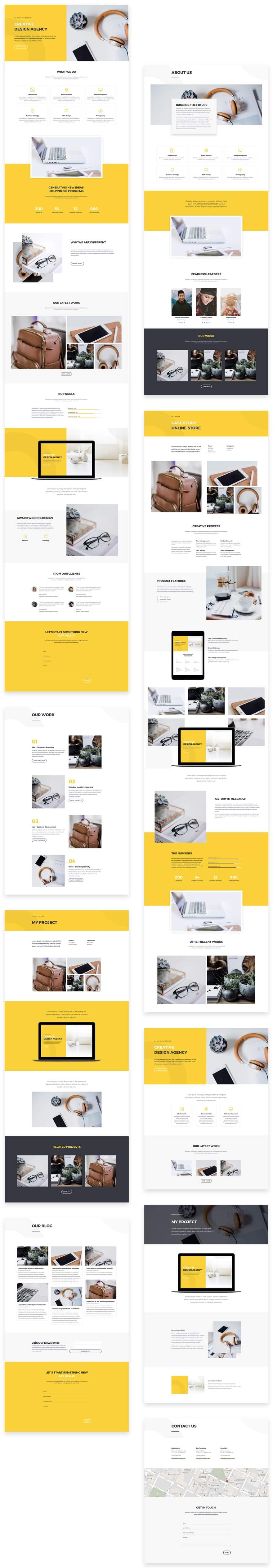 divi-layout-agency-layout-pack