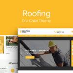 Theme Enfant Divi Roofing