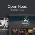 Theme Enfant Divi Open Road